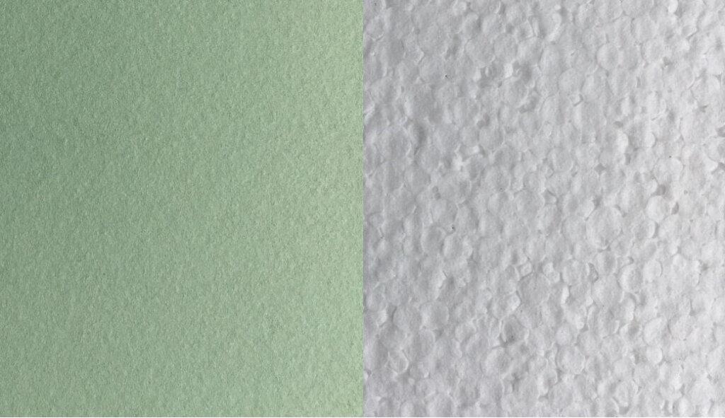 Vergleich Styrodur und Styropor